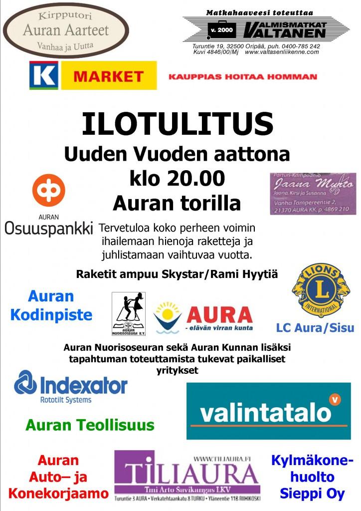 Ilotulitus2013