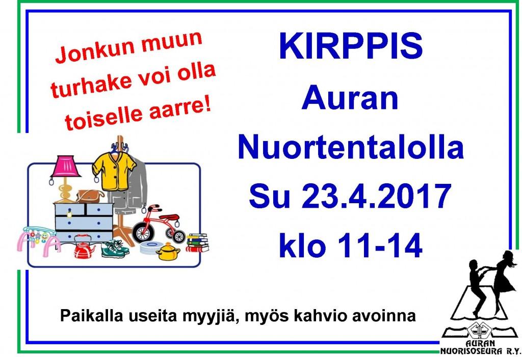 kirppis23.4.2017